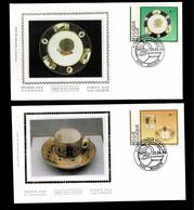 FDC Zijde : Nr 2566/67:  Stempel: 3680 Maaseik - 1991-00