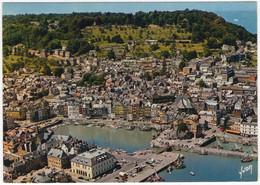 Honfleur: 50+ VOITURES & CAMIONS - Vue Générale - (Photo Aérienne Alain Perceval) - (Calvados) - Turismo