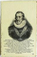 Cartolina Henri IV - Historische Persönlichkeiten