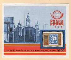 MOZAMBIQUE 1978 PRAGA 78  SCOTT  N°606a  NEUF MNH** - Mozambique