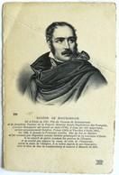 Cartolina Eugene De Beauharnais (pieghe In Alto - Creases At The Top) - Historische Persönlichkeiten