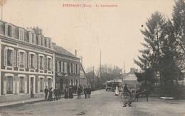 (DU 02) EURE ,ETREPAGNY,  PROVEMONT , La Gendarmerie - Sonstige Gemeinden