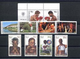 RC 20888 BOPHUTHATSWANA SPORT HANDISPORT GOLF ET BOXE NEUF ** MNH TB - Bophuthatswana