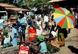 CPM - AFRIQUE EN COULEURS - MARCHE AFRICAIN - Edition Hoa-Qui - Other