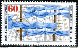 BRD - Mi 1058 ✶✶ # - 60Pf  Gorch Fock - Unused Stamps
