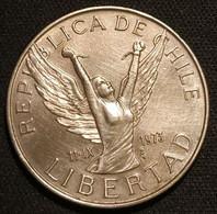 CHILI - CHILE - 5 PESOS 1978 - LIBERTAD - KM 209 - Chile