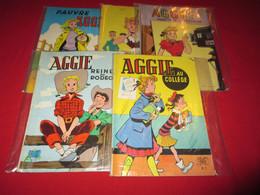 Lot Aggie  11 Numeros  Annees 70 - Aggie