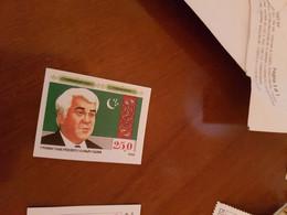 TURKMENISTAN UOMINI ILLUSTRI 1  VALORE - Asia (Other)