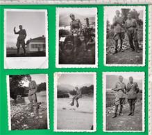 MILITARE. Lotto Piccole Foto Miste.  T3 - War, Military
