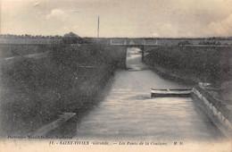 SAINT VIVIEN - Les Ponts De La Coulisse - Très Bon état - Sonstige Gemeinden