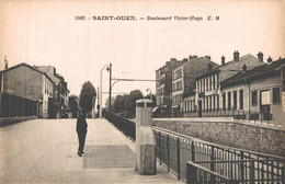 93 SAINT-OUEN  Boulevard Victor-Hugo - Saint Ouen