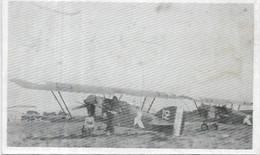 PHOTOGRAPHIE. AVIONS DE LA CROISIERE NOIRE EN 1933/34 A IDENTIFIER?  DIM 110 X 65 - Aviation