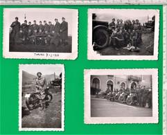 MILITARE. Lotto Piccole Foto Miste.  T6 - War, Military