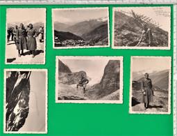 MILITARE. Lotto Piccole Foto Miste.  T7 - War, Military