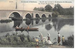 A/96       45      Saint-hilaire -saint-mesmin           Lavandiéres Au Pont Saint-nicolas - Autres Communes