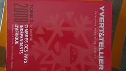 S00 Catalogue Y & T Timbres Des Pays Indépendants D'Afrique Tome 2 De 2008 PORT OFFERT 9.15€ POUR LA FRANCE !!! - Sonstige