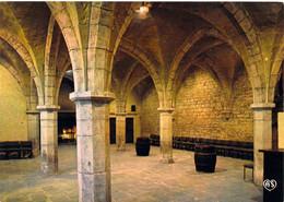 21 - Dijon - Cellier De L'Abbaye De Saint Bénigne (XIIIe Siècle) - Dijon