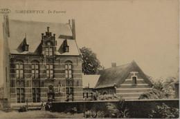 Noorderwijk - Norderwyck (Herentals) De Pastorij 1914 - Herentals