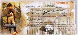 Armenia 2020 History Personalities Napoleon Bonaparte (1769-1821), Emperor Of  France Block Of Stamps - Armenia