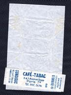 Lot De 5 Enveloppes De Sucre Anciennes Condisuc - CL.12.107 - Sugars