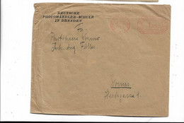 Brief Aus Dresden 1923 - Covers & Documents