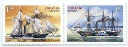 UKRAINE 2003 MI.556-57** - Ukraine