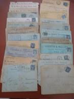 Lettres A En Têtes Commerces Et Autres Lot De 33 Documents LSC - 1877-1920: Semi Modern Period