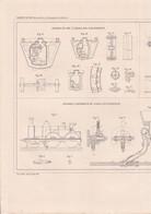 CHEMIN DE FER (LOCOMOTIVES ET LOCOMOTIVES ROUTIERES) CHEMINE D EFR A CABLE PAR DONGHERTY, DISTRIBUTION PAR BONNREF 70833 - Other Plans