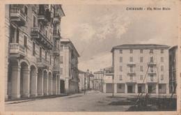 Cartolina - Postcard /  Viaggiata - Sent /  Chiavari, Via Nino Bixio. - Other Cities