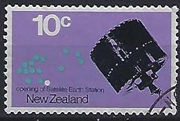 New Zealand 1971  Satellite Earth Station  (o) ACS.476 - Gebraucht