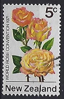 New Zealand 1971  Rose Convention  (o) ACS.478 - Gebraucht