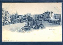 22201 Lausanne - Vue Sur Le Grand Pont, Maison Mercier - VD Vaud