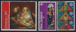 New Zealand 1971  Christmas  (o) ACS.C14-16 - Gebraucht