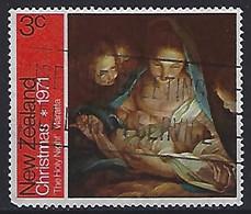 New Zealand 1971  Christmas  (o) ACS.C14 - Gebraucht