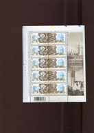 Belgie 2003 317071 F3170/71 St Petersburg Mechelen Clocks Joint Issue RuSSIA Volledig Vel MNH Plaatnummer 2 - Panes