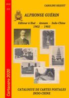 Catalogue Cartes Postales Alphonse Guérin Annam Hué - Indochine - Otros