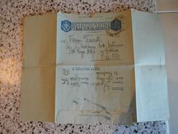 Un Biglietto Postale E Due Cartoline Postali Per Le Forze Armate - Zonder Classificatie