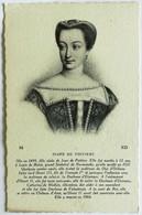 Cartolina Diane De Poitiers - Historische Persönlichkeiten