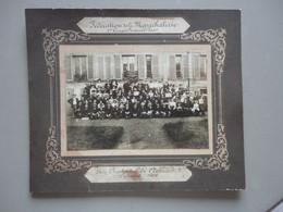 FEDERATION DE LA MARECHALERIE FETE CHAMPETRE DE CLAMART 11 JUILLET 1909 - Fotografia