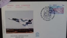 FRANCE PA 54  FDC  1er Jour Du  6/6/1981 - 1980-1989