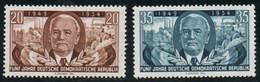REPUBLIQUE DEMOCRATIQUE 1954 ** - Nuevos