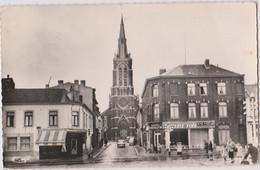 CP Dept 59 HALLUIN  Eglise St Hilaire - Other Municipalities