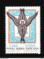Vatikaan 1974 Luchtpost Nr 59 **, Zeer Mooi Lot Krt 4049 - Collezioni (senza Album)