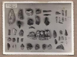 CPSM PHOTO 13 - ISTRES - Trouvailes Restes ARCHEOLOGIQUES ABRI CORNILLE Fouille A2 1947 - Studio GOUVERNEUR - Istres