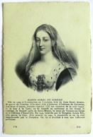 Cartolina Agnes Sorel Ou Soreau - Historische Persönlichkeiten