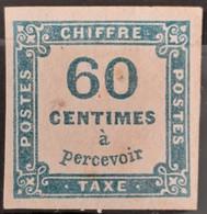 France 1878 N°9 (*) TB - 1859-1955.. Ungebraucht