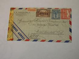 Guatemala Airmail Cover To USA - Guatemala