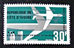 AIR AFRIQUE 1965 - NEUF ** - YT PA 36 - MI 304 - Ivory Coast (1960-...)