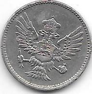 Montenegro 10  Para   1914  Km 18  Vf+ - Serbia