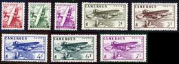 Cameroun PA 1941 Yvert 1 / 8 ** TB - Unused Stamps
